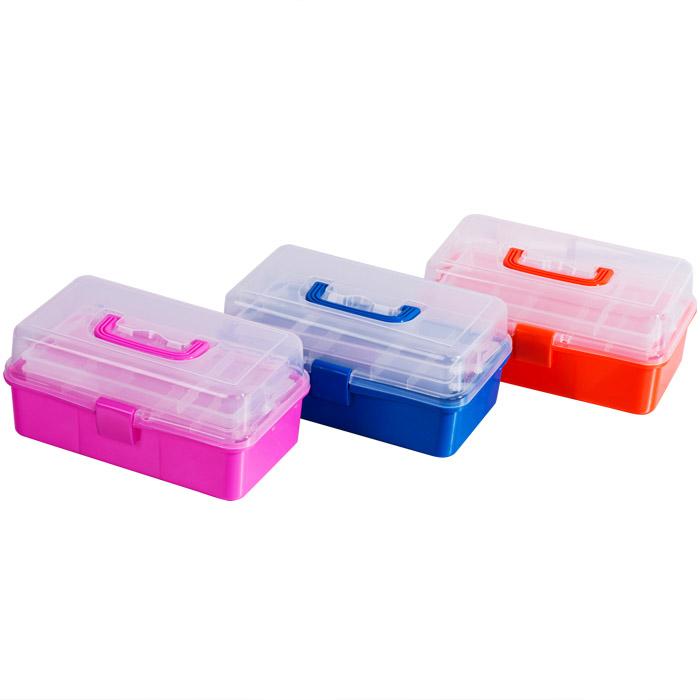 Plastic tool box JL-G-505-13