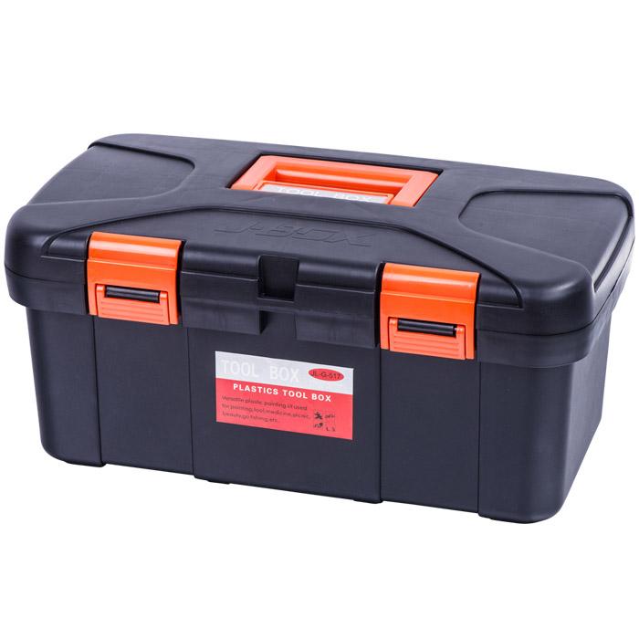 Plastic tool box JL-G-517-17
